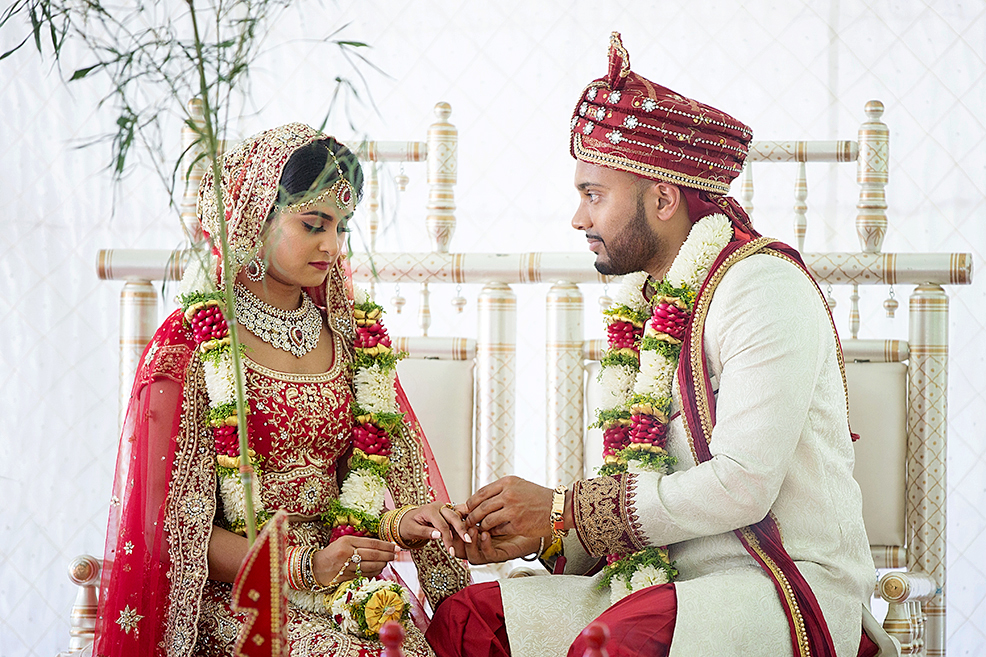 Sarah Kevin Hindu Wedding